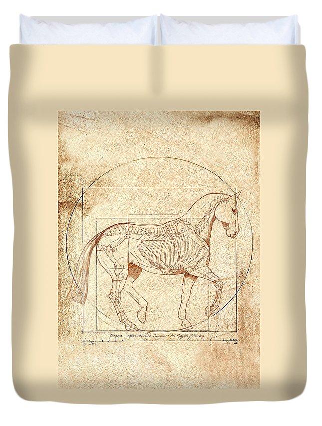 Horse Riding Duvet Covers