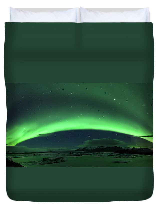 Scenics Duvet Cover featuring the photograph Dance by Vicki Mar Photography