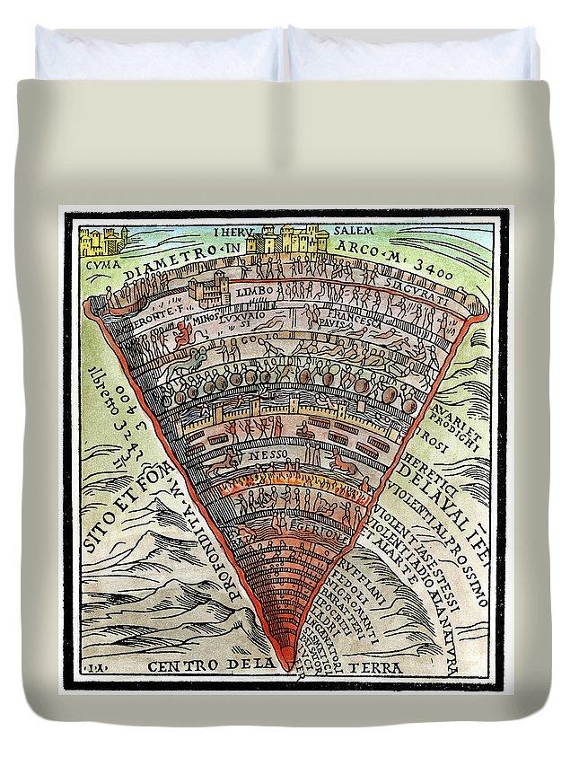 Dante S Inferno C1520 Duvet Cover