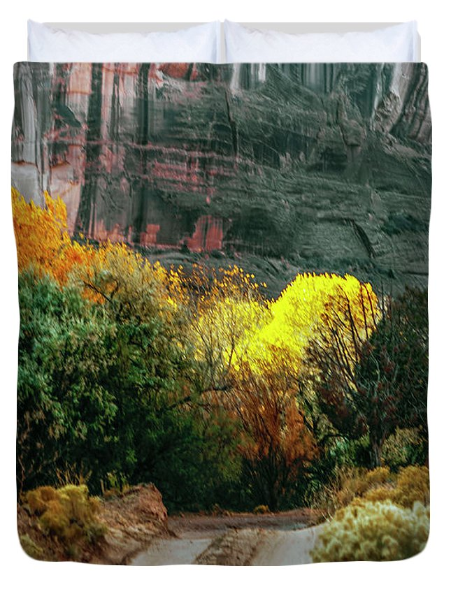 Canyon De Chelly National Monument Duvet Covers
