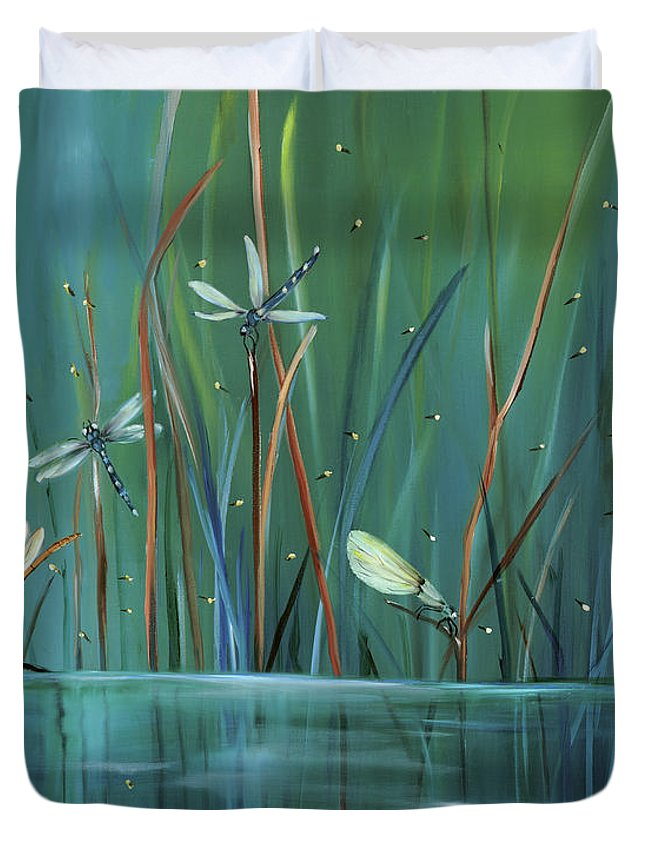 Dragonflies Duvet Covers