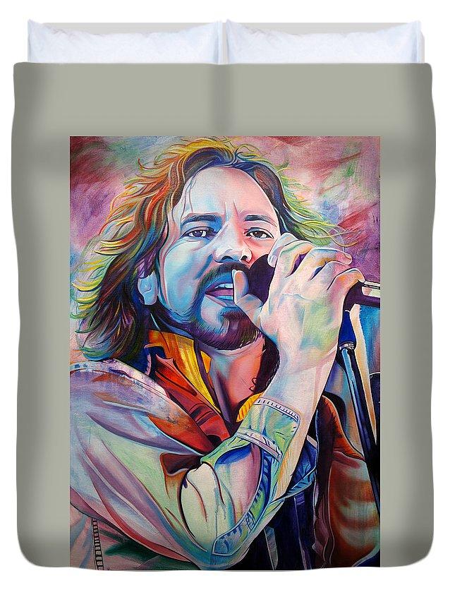 Pearl Jam Duvet Covers