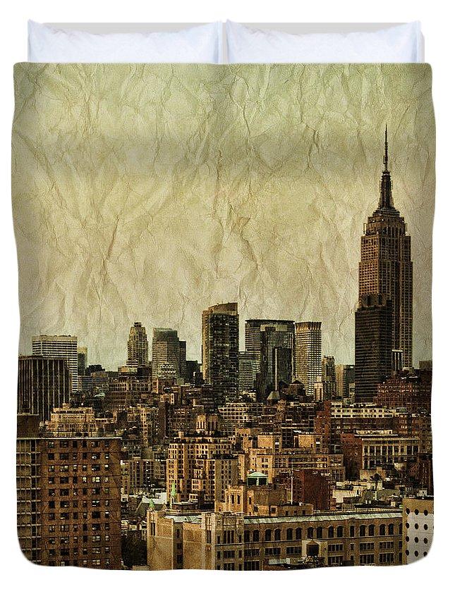 Cityscape Duvet Covers