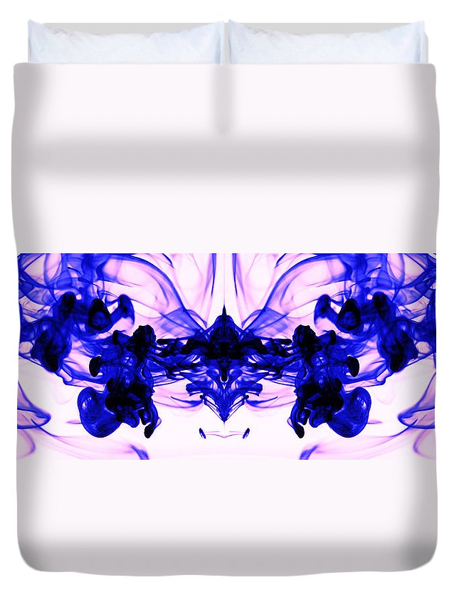 Ink Duvet Cover featuring the photograph Epicenter Of An Orgasm by Sumit Mehndiratta