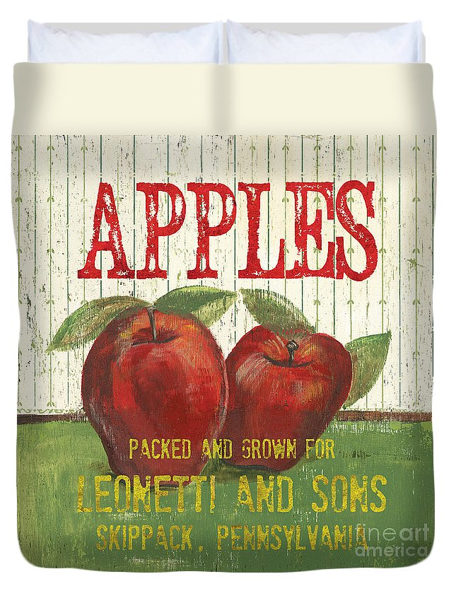 Apple Duvet Covers