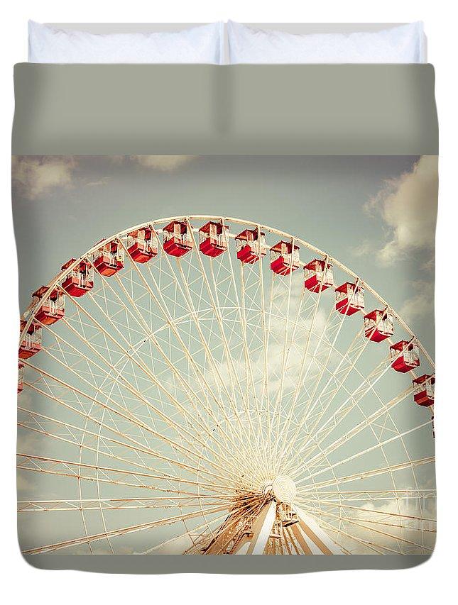 Ferris Wheel Duvet Covers