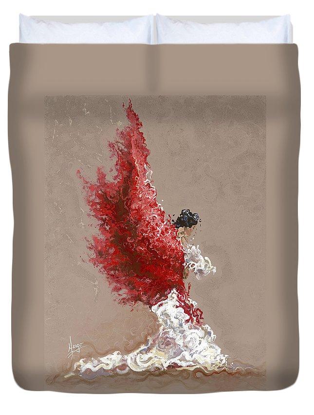 Flamenco Duvet Covers