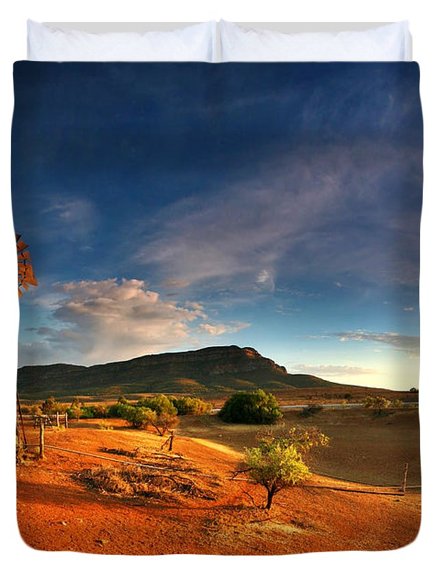 Landscape Photographs Duvet Covers