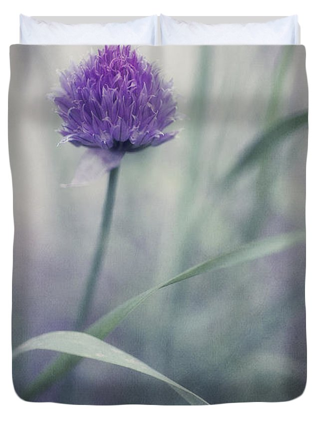 Chive Photographs Duvet Covers