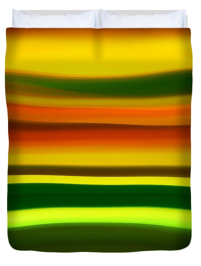 Fury Duvet Cover featuring the painting Fury Sea 4 by Amy Vangsgard
