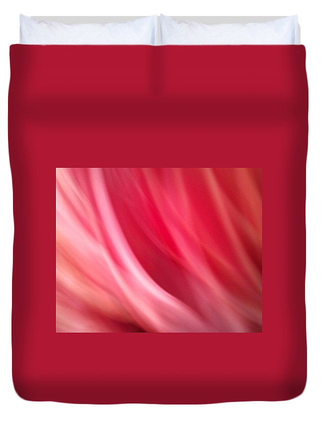 Gift Duvet Cover featuring the photograph Gift Of Love by Munir Alawi