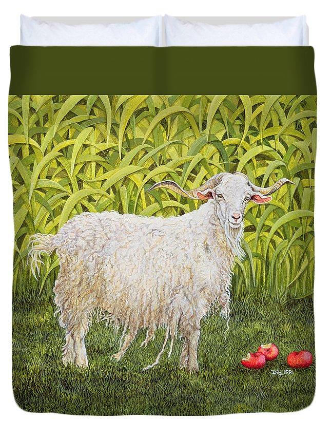Goat Duvet Covers