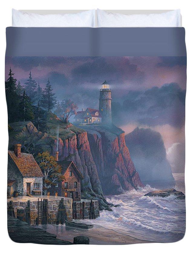 Lighthouse Duvet Covers