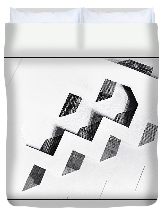 Harlem Duvet Cover featuring the painting Harlem In Wollaton by Charles Stuart