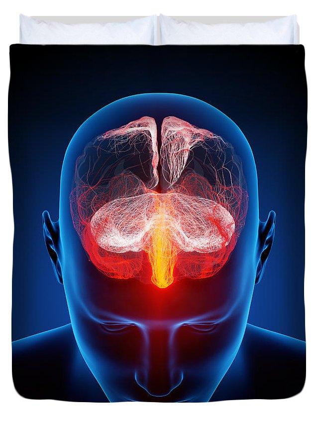 Nervous System Duvet Covers