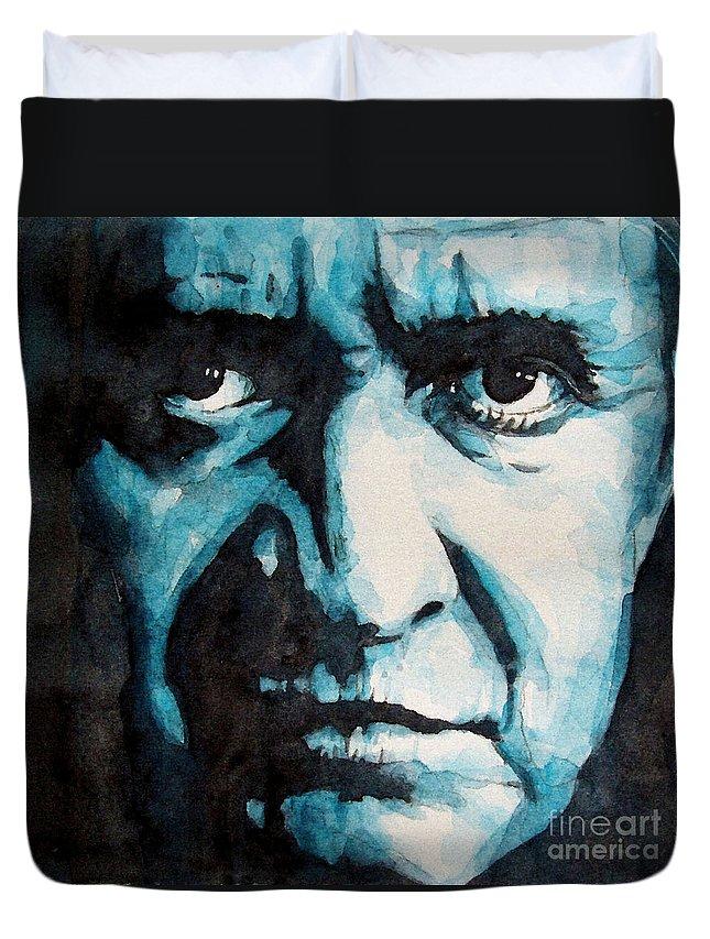 Johnny Cash Duvet Covers