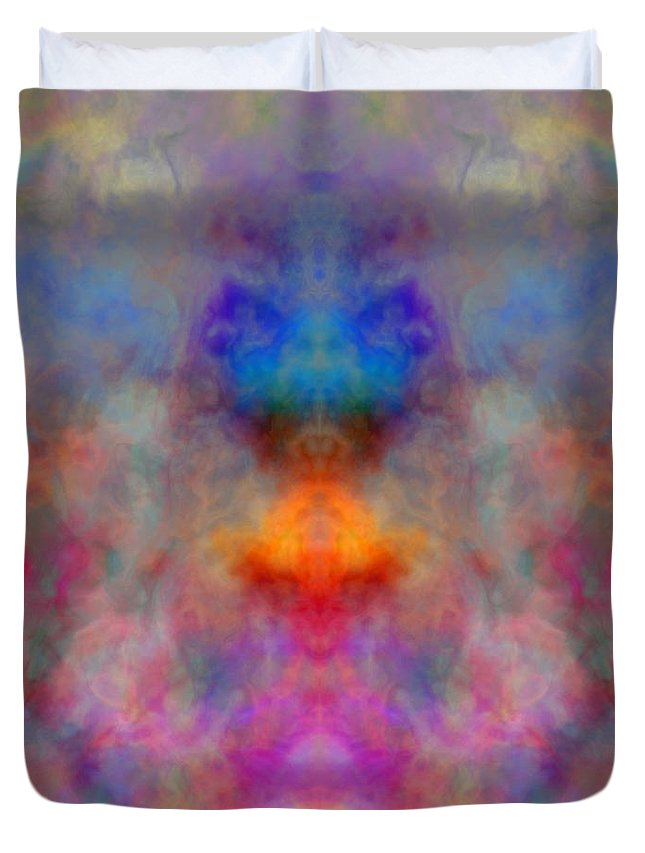 Illusion Duvet Cover For Sale By Christy Leigh