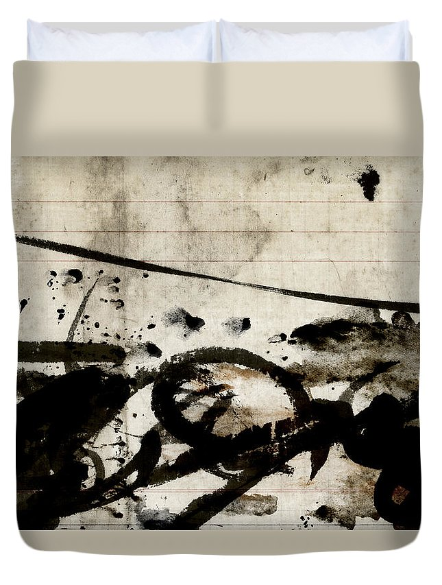 Ink Duvet Covers