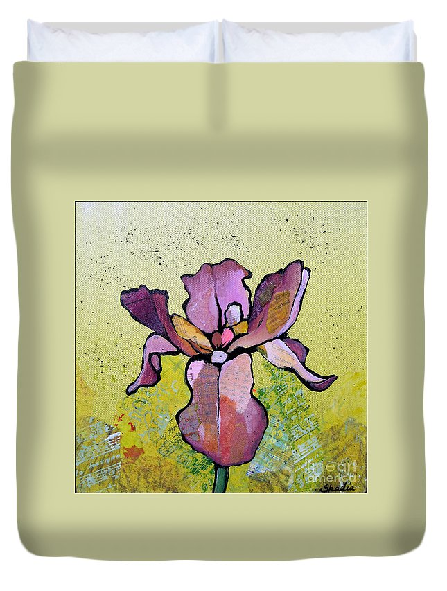 Iris Duvet Covers