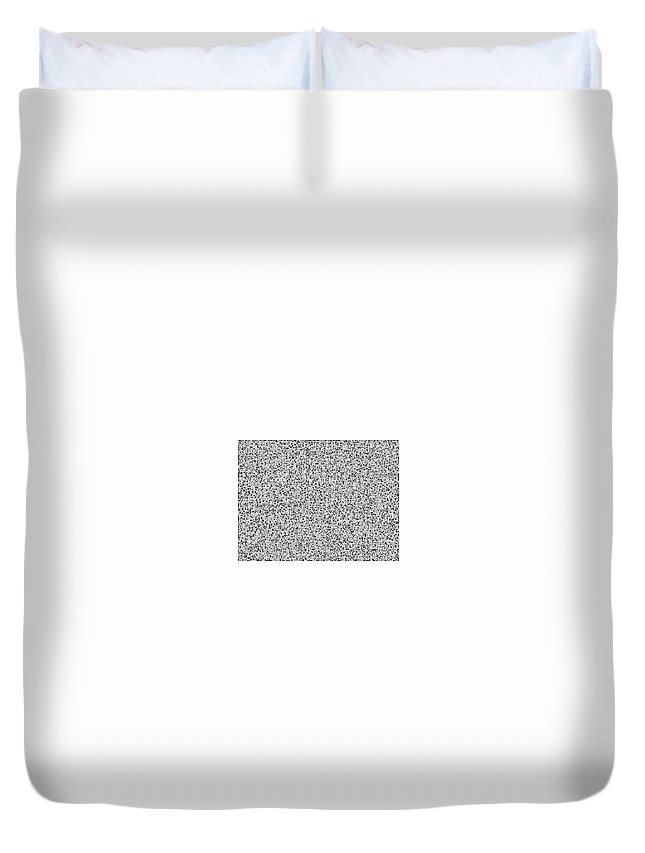 Texas Duvet Cover featuring the photograph Irrational by Erich Grant