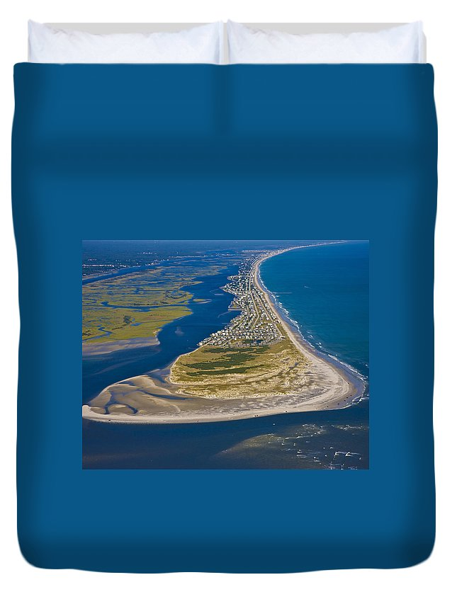 Fantasy Duvet Cover featuring the photograph Isolated Luxury by Betsy Knapp