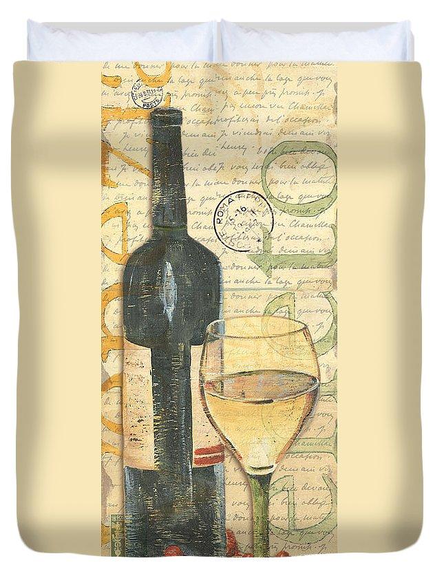 White Wine Duvet Covers