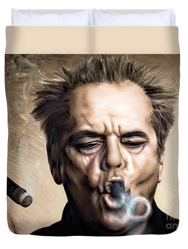 Jack Nicholson Duvet Covers