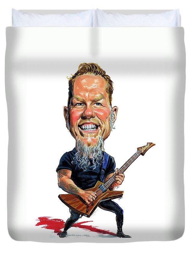 Metallica Duvet Covers