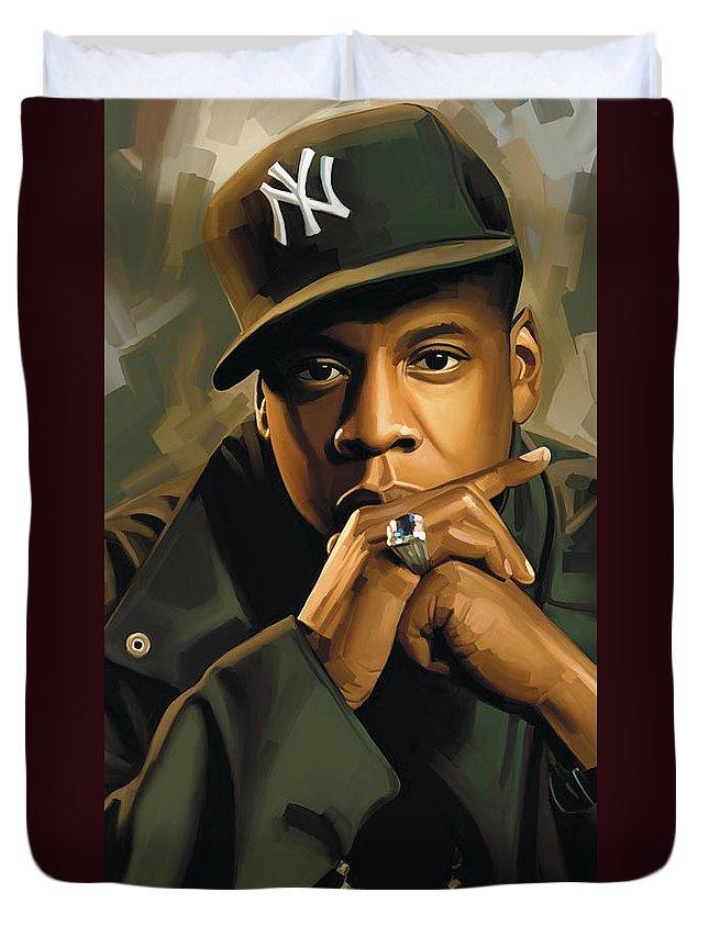 Jay Z Duvet Covers
