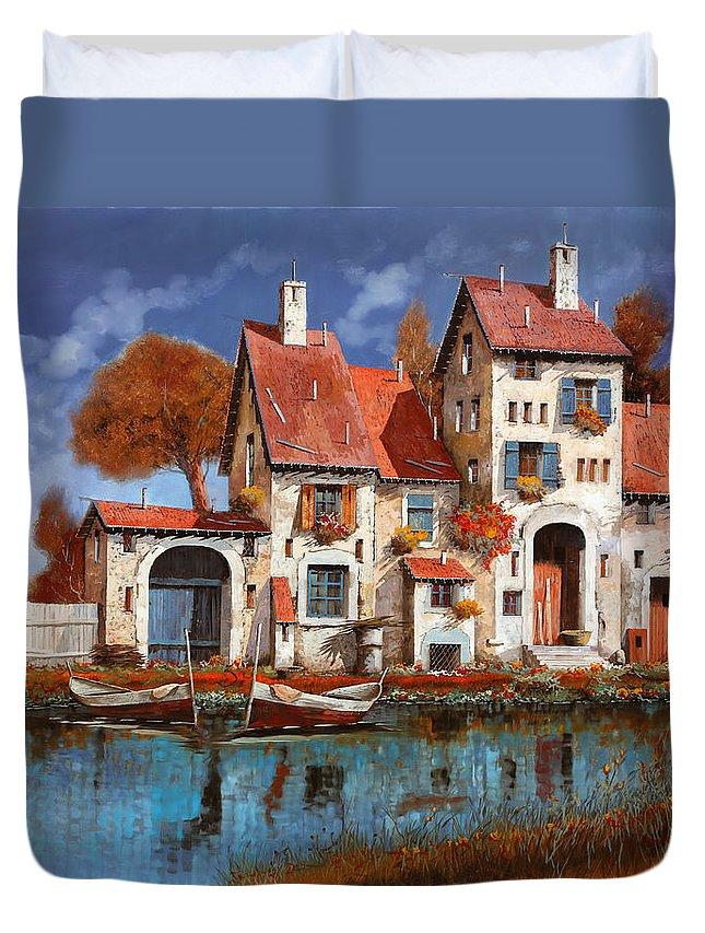 Village Duvet Covers