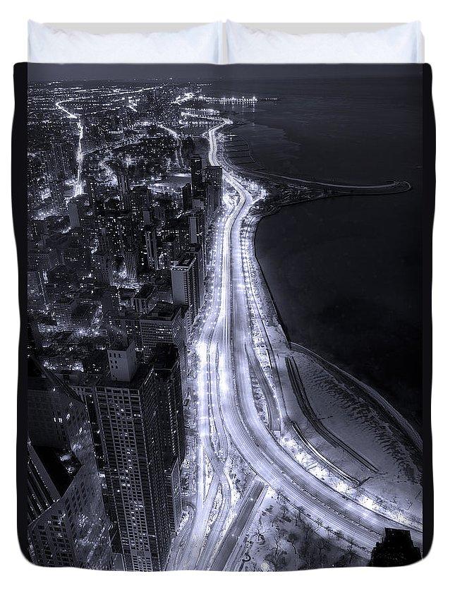 Lakeshore Photographs Duvet Covers