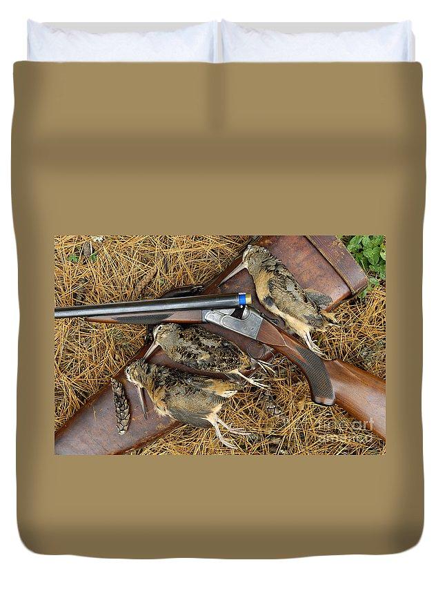 Woodcock Duvet Covers