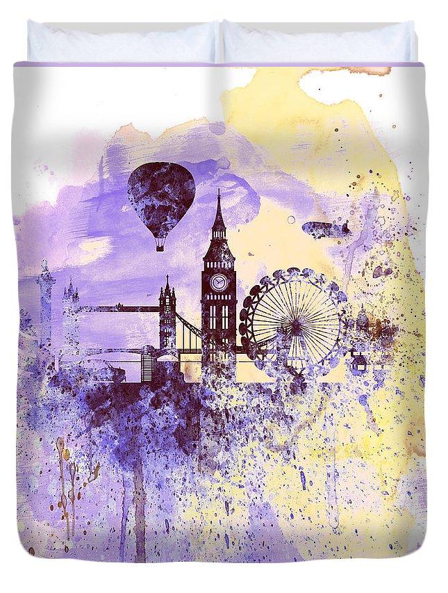 Designs Similar to London Watercolor Skyline