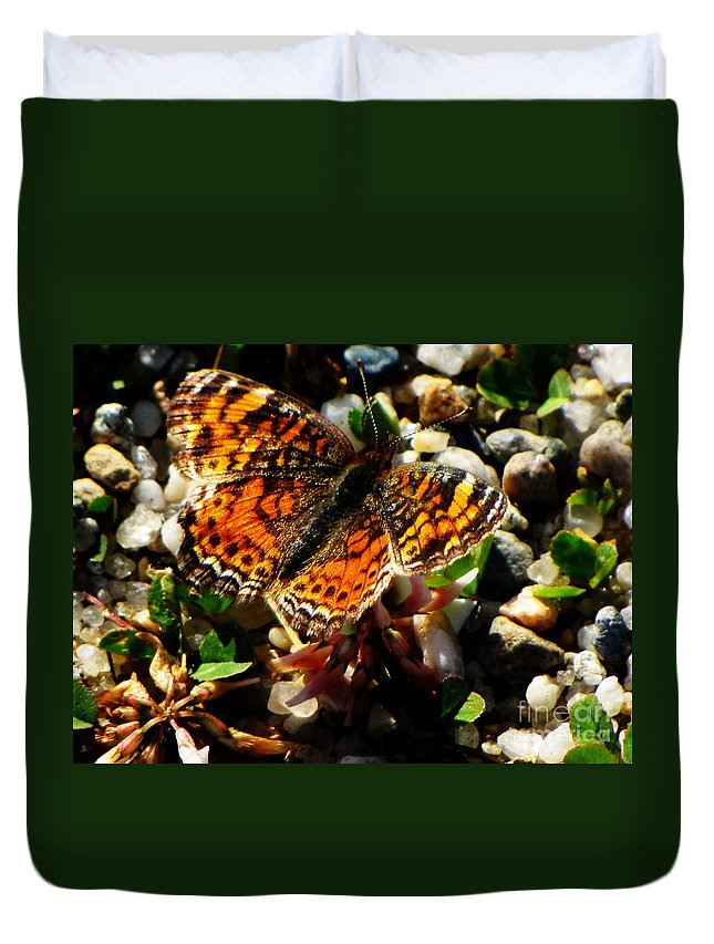 Ron Tackett Photography Duvet Cover featuring the photograph Majestic by Ron Tackett