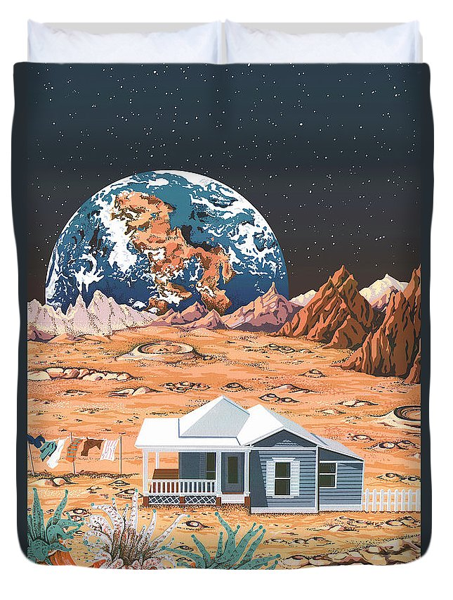 Moonscape Duvet Covers