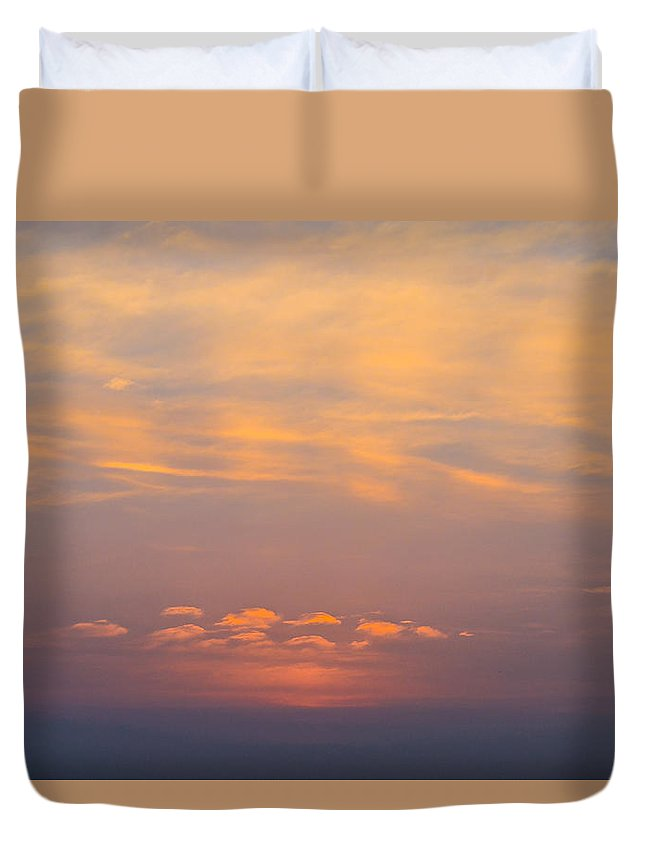 Beach Cottage Life Duvet Cover featuring the photograph Margie's Miracle by Mary Hahn Ward