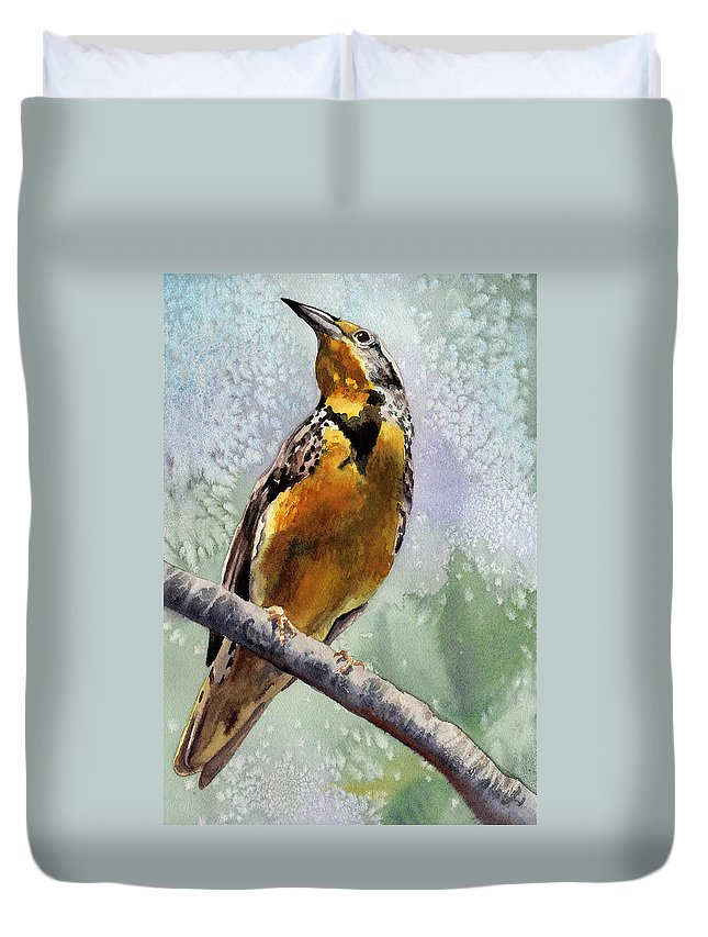 Meadowlark Duvet Covers