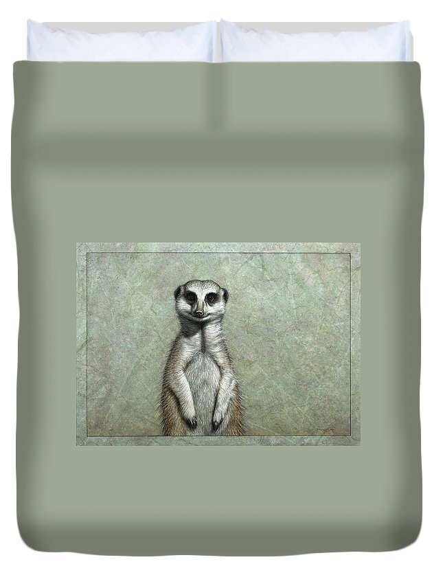 Meerkat Duvet Covers
