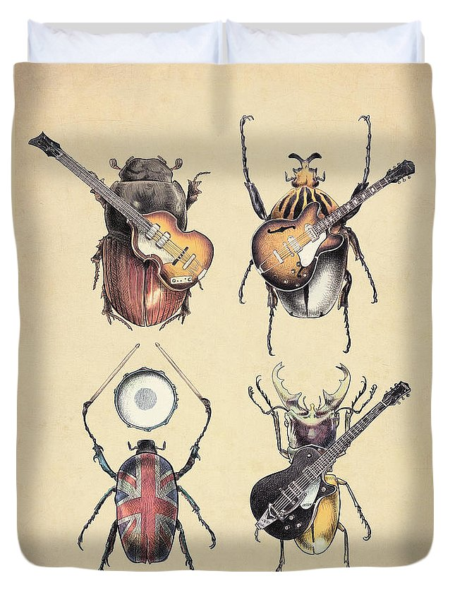 Beetle Duvet Covers