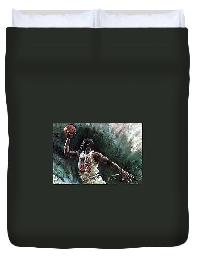 Michael Jordan Duvet Covers