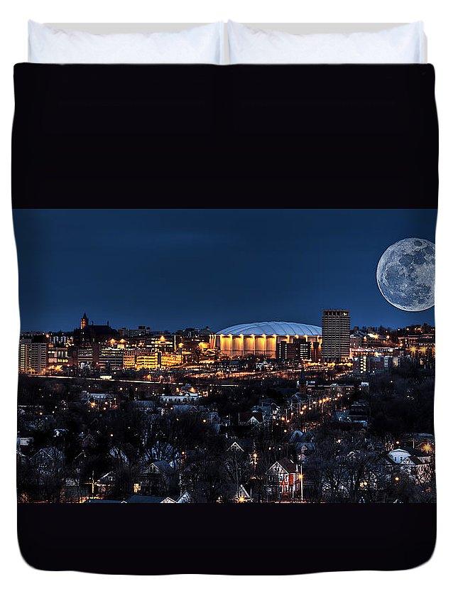 Syracuse New York Duvet Covers Fine Art America