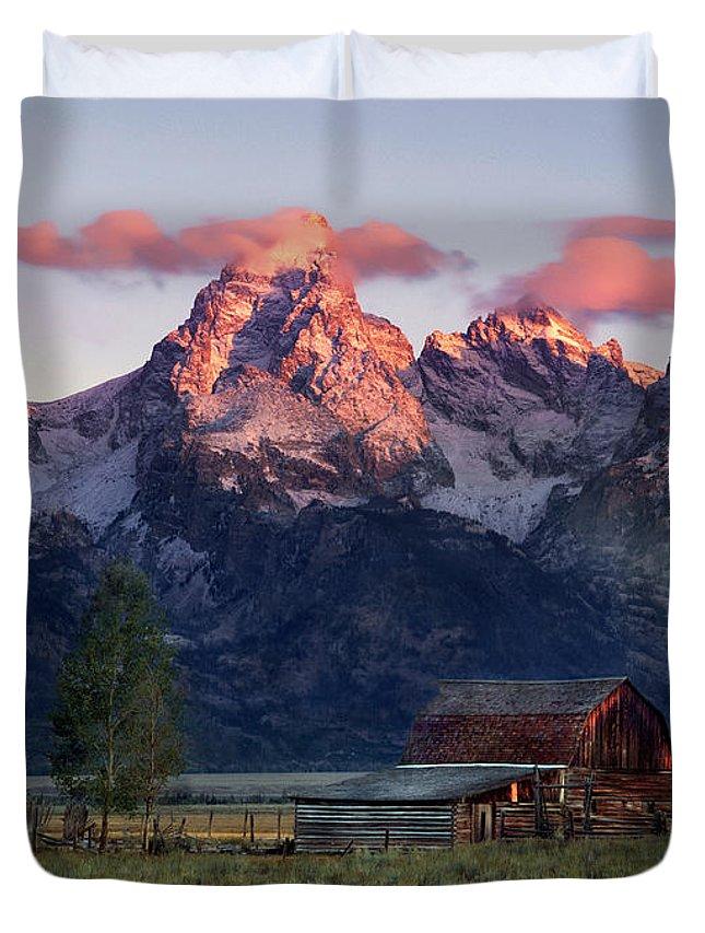 Teton Duvet Covers