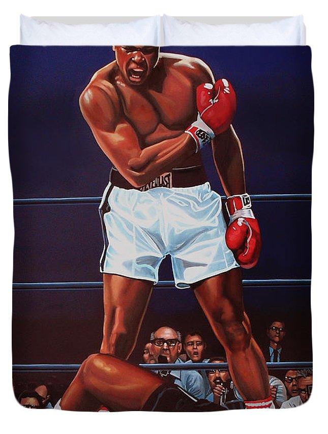 Boxing Duvet Covers