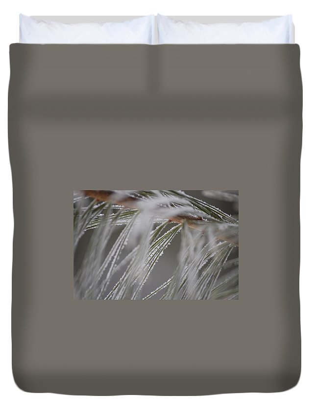 Nature Duvet Cover featuring the photograph Nature by Katherine Townsend