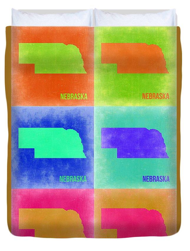 Nebraska Paintings Duvet Covers