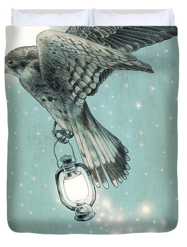 Magical Drawings Duvet Covers