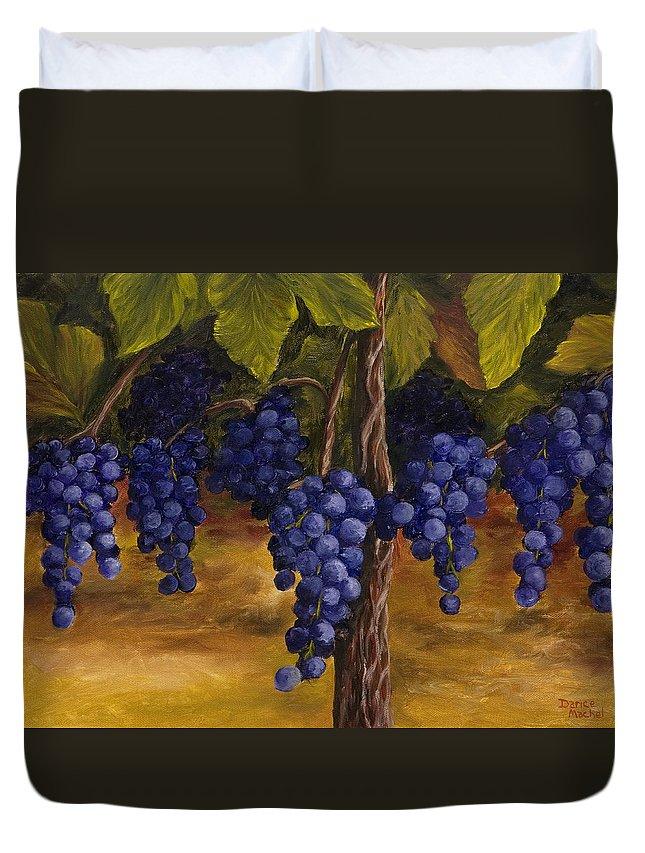 Grape Duvet Covers