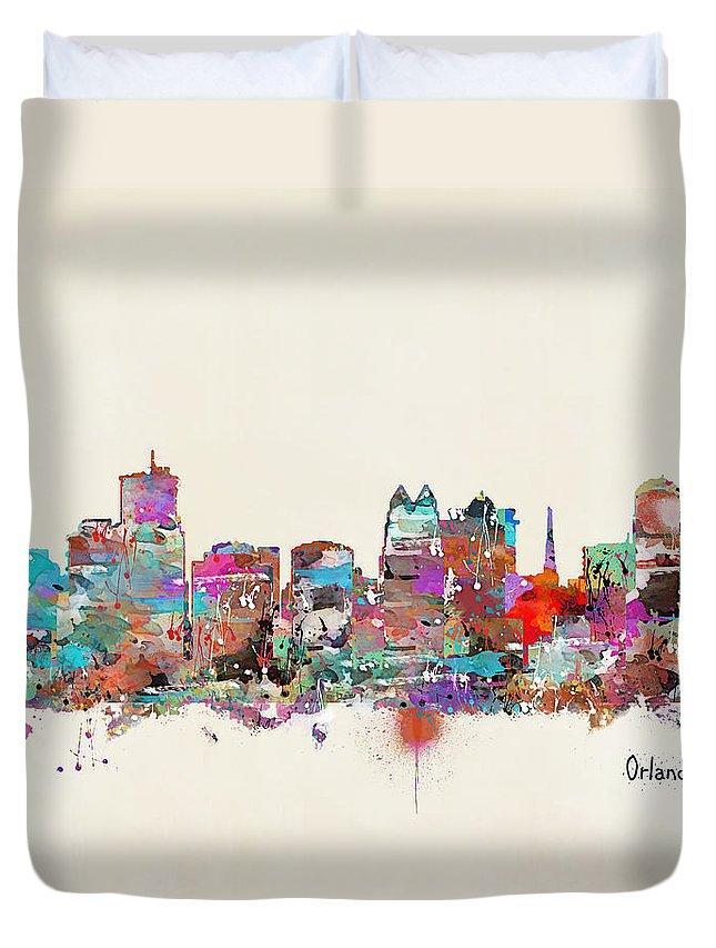 Orlando Duvet Covers