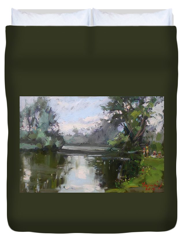 Hyde Park Duvet Covers