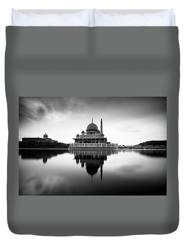 Tranquility Duvet Cover featuring the photograph Peace by I Shoot And I Share